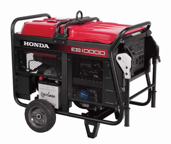 Hondas Generators Have Always Been Well Respected Among Construction Professionals And Those In Commercial Industries But The Company Recently Achieved A
