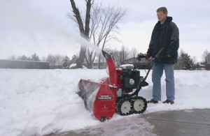 Honda 928 Snowblower