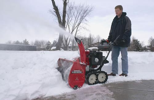 blower htm honda powr snow snowblower
