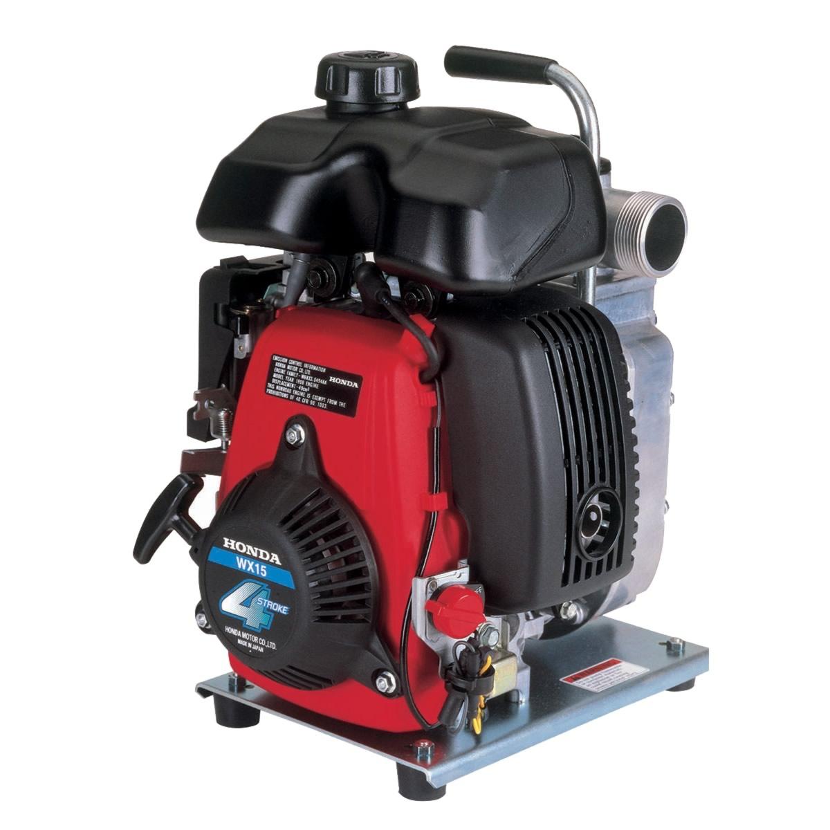 HONDA®  WX15T water pump owners manual BRAND NEW!