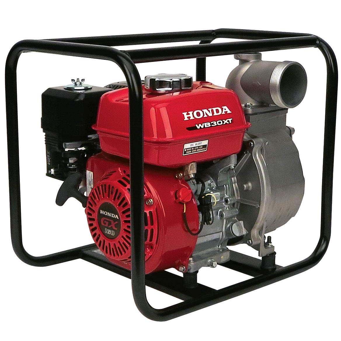 Marvelous Honda_WB30