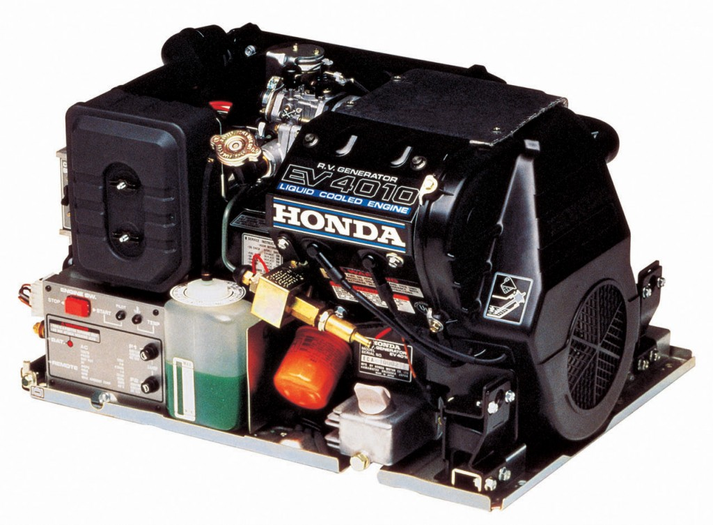 Replacing Parts On An Ev4010 Honda Generator