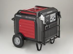 EU6500 Honda Generator
