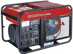 How to Tune Up a Honda EB11000 Generator