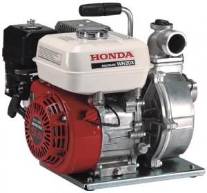 honda 20 water pump