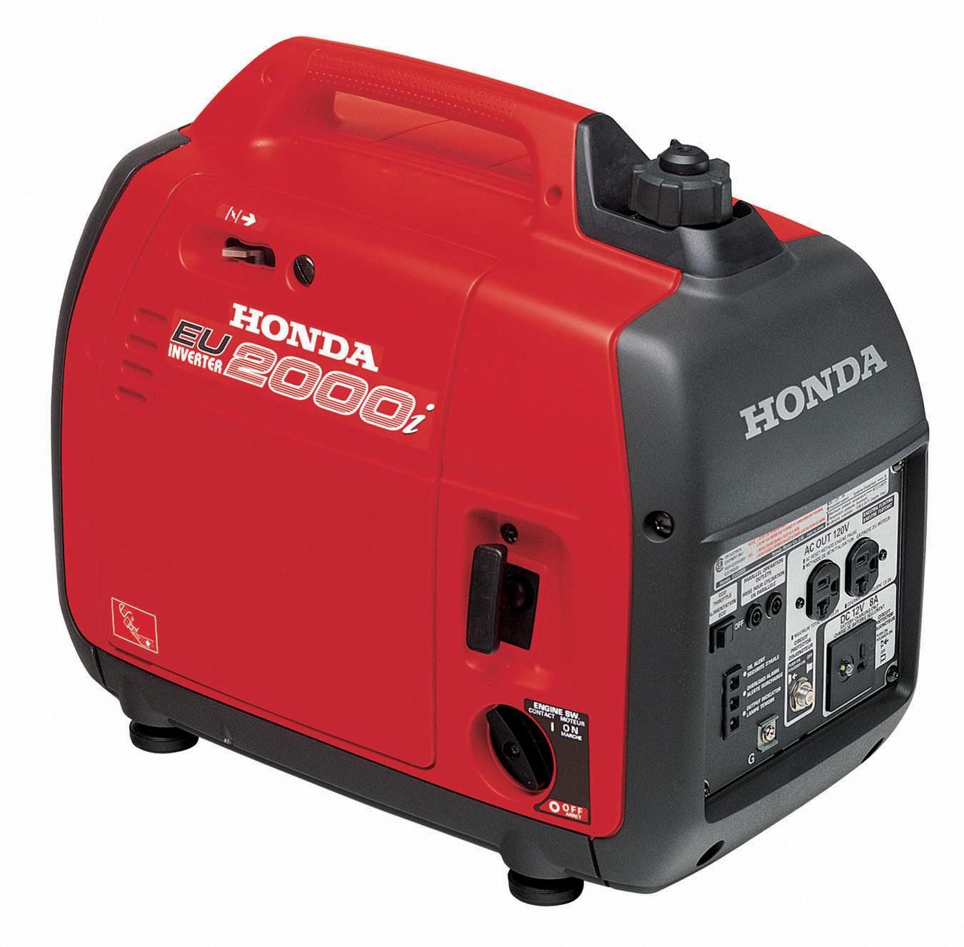 how to change the oil of a honda eu2000i generator honda lawn rh blog hondalawnparts com Honda Generators 2.0I Place Generator