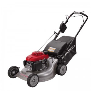 Honda HRRVLA Lawn Mower - Left View
