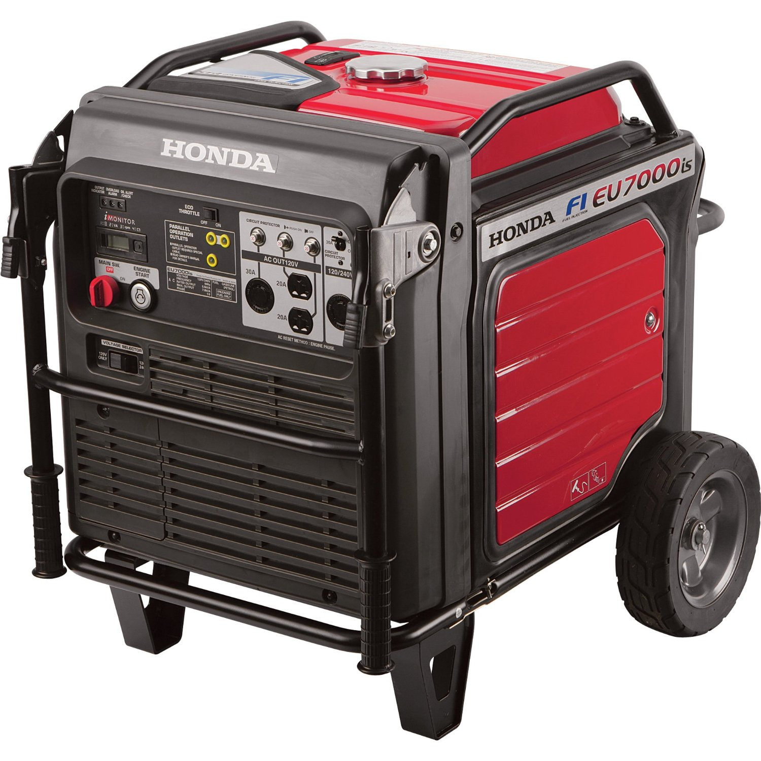 A Honda generator can keep power going when a storm cuts your home's  connection to the