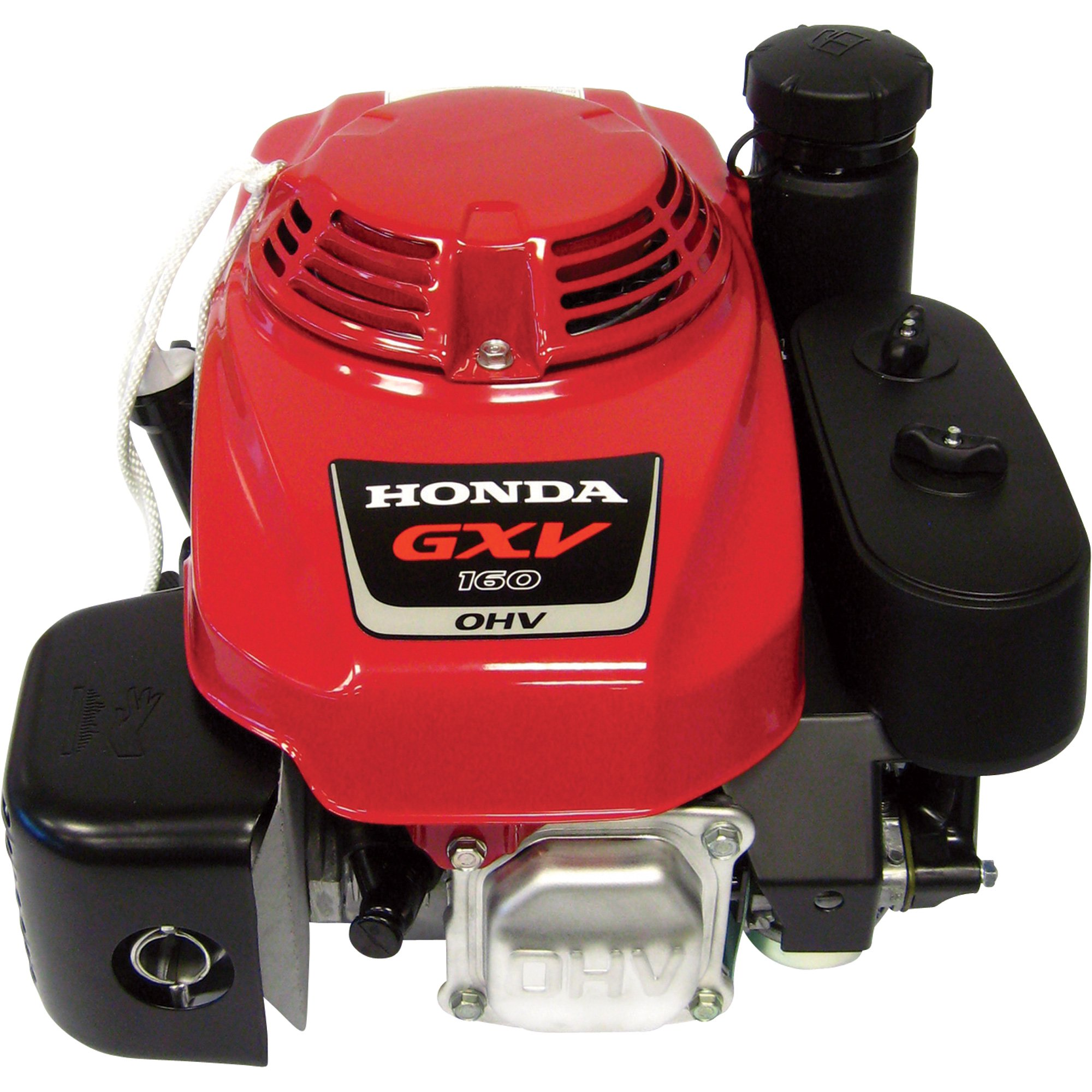 Honda's mini four strokes are designed to replace two stroke engines in  applications ranging from string trimmers to tillers, which means they need  to ...