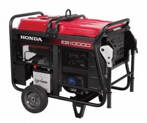Honda-Commercial-Generator
