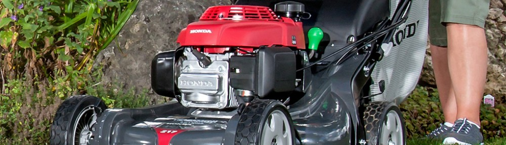 Honda Lawn Equipment