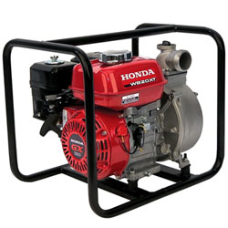 Winterizing Water pumps
