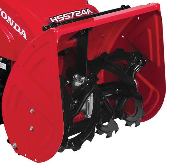 HSS724 Two Stage Snowblowers   Honda Lawn Parts Blog