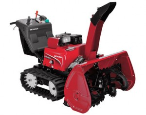HS1336iAS Snowblower Operation