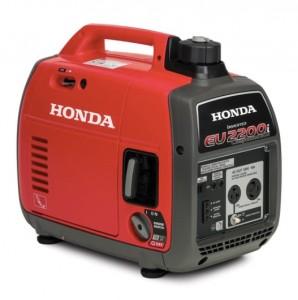 Honda's New EU2200i Generator