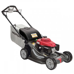 HRR and HRS Mowers: Honda Quality and Innovation for the Home Owner
