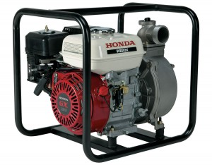 Maintaining WB20 and WB30 Water Pumps