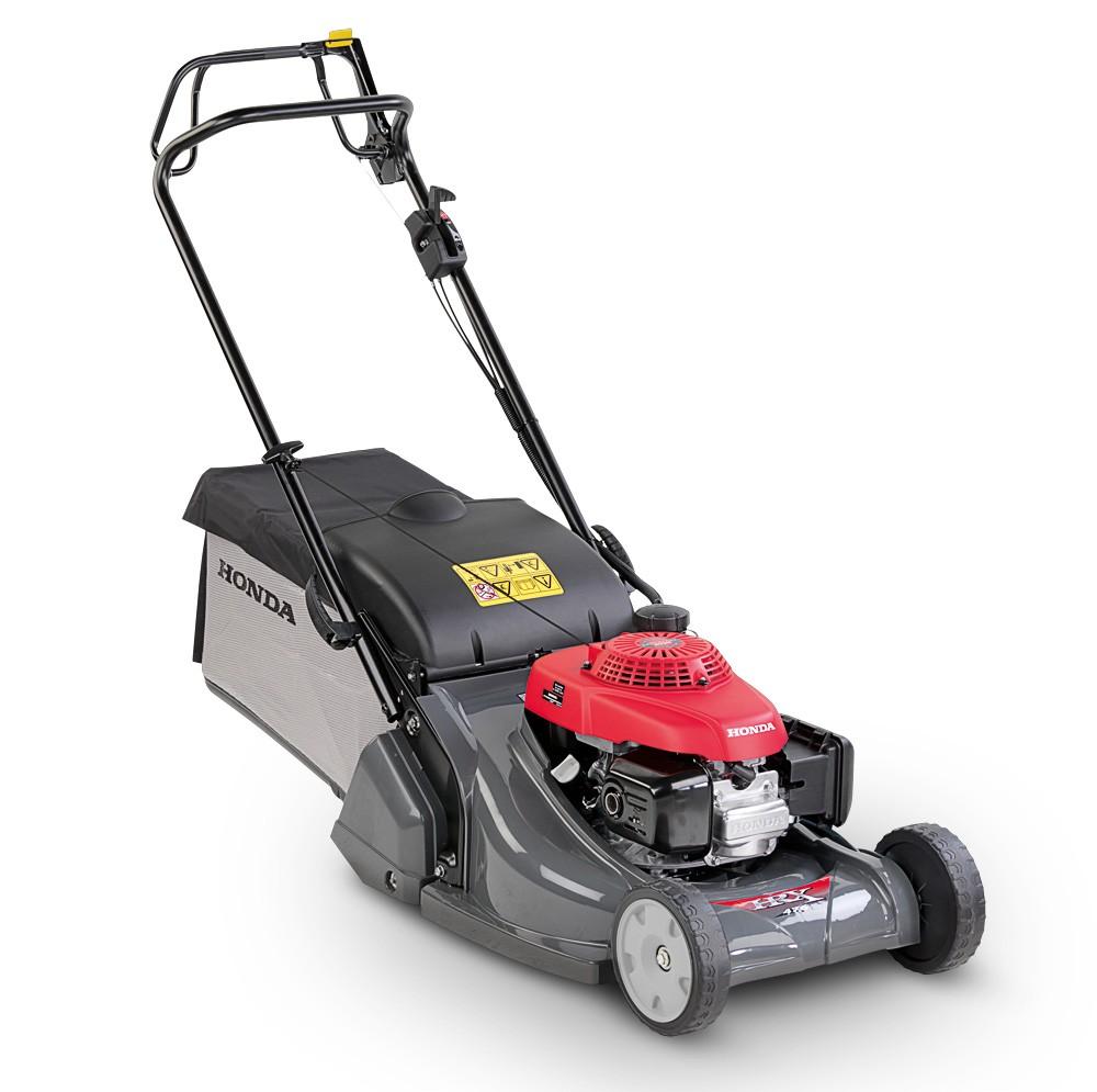 Maintaining Your HRX Mower