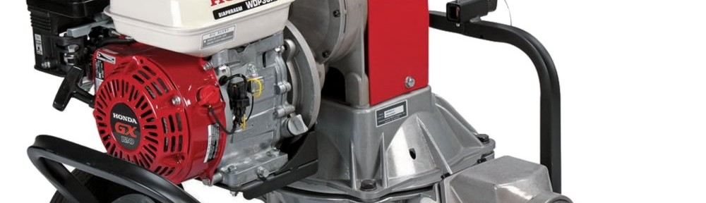 Using the WDP30 Diaphragm Pump