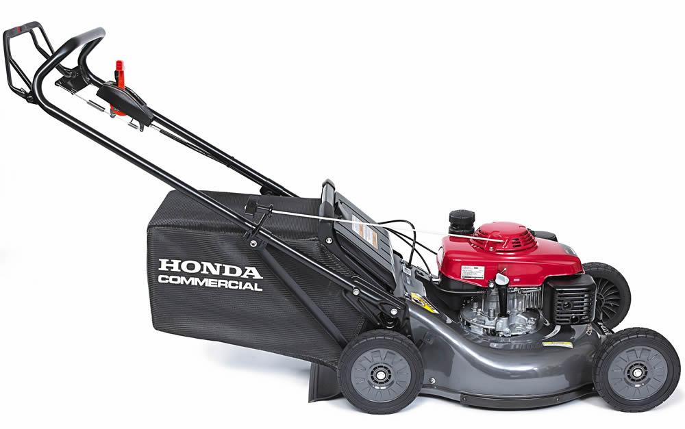 Honda Hrc216 Lawn Mower Side Right